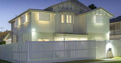 house-lit